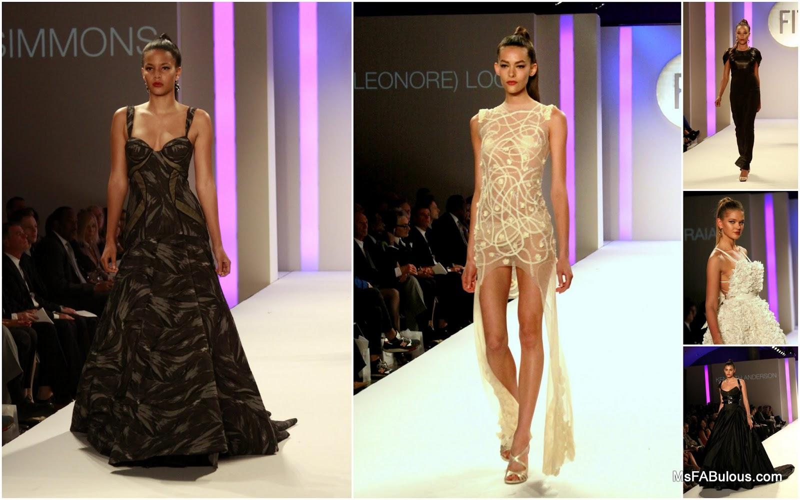 MS. FABULOUS: FIT Fashion Show 2013