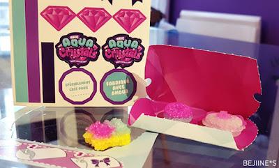 Kit de Bijoux - Magic Aqua Crystals