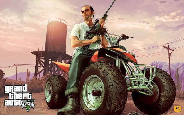 تحميل لعبة GTA 5 للأندرويد وتشغيلها على الهواتف الضعيفة 2017
