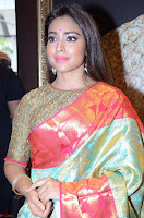 Shriya Saran Looks Stunning in Silk Saree at VRK Silk Showroom Launch Secundrabad ~  Exclusive 135.JPG
