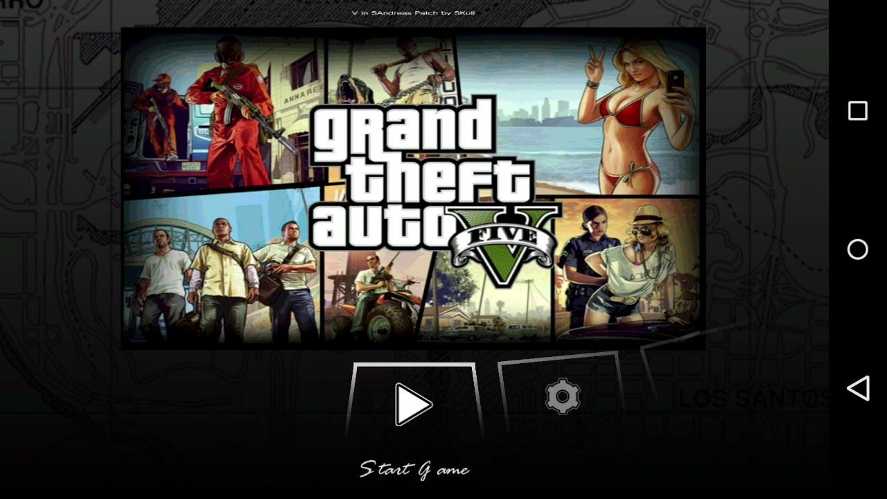 carry4u how to and install gta v apk data 100 working