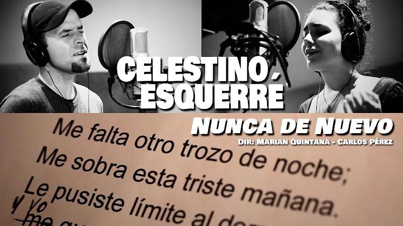 Celestino Esquerré - ¨Nunca de nuevo¨ - Videoclip - Dirección: Marian Quintana - Carlos Pérez. Portal del Vídeo Clip Cubano