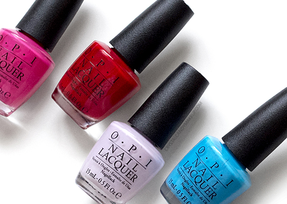 OPI Alice Through the Looking Glass Collection Review Photos Swatches