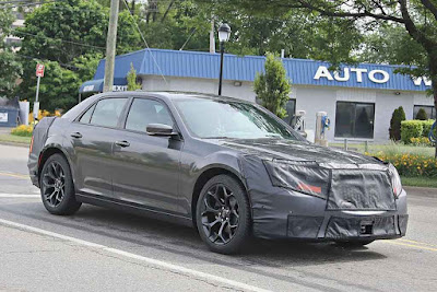 Chrysler 300 spyshot hd wallpapers