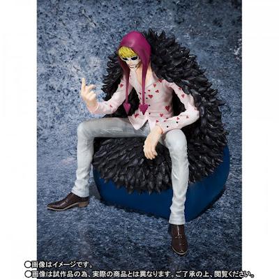 "Figuarts ZERO Corazon de ""One Piece"" - Tamashii Nations"
