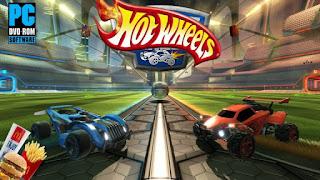 Rocket League Hot Wheels Edition Full