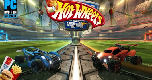 Rocket League Hot Wheels Edition Full