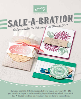 Sale-a-Bration 2nd release