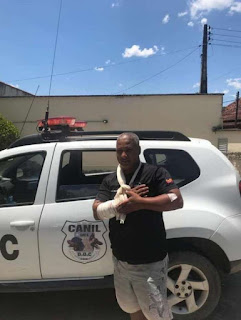 Mulher esfaqueia Guarda Municipal em Casimiro de Abreu (RJ)