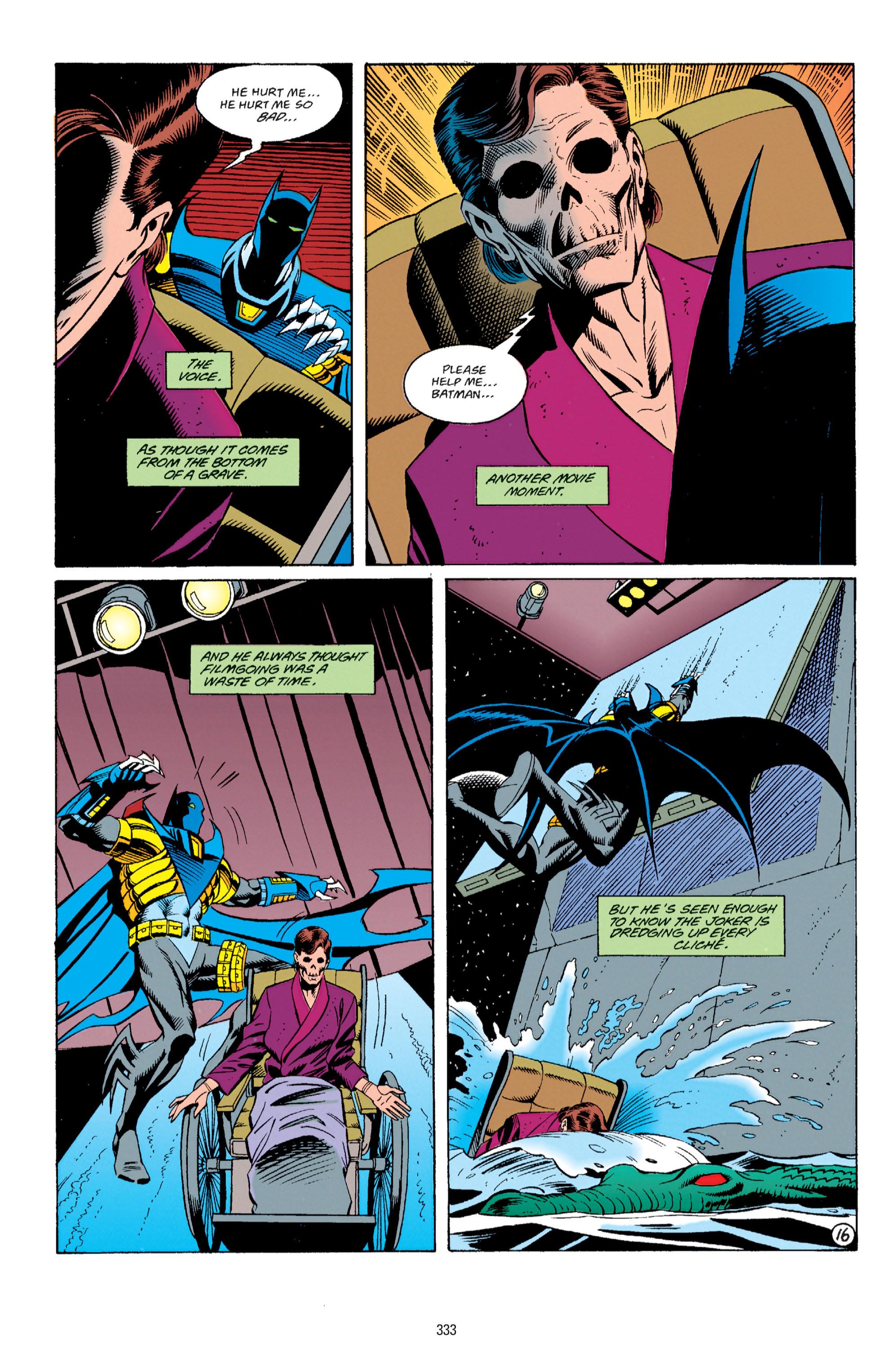 Detective Comics (1937) 672 Page 16