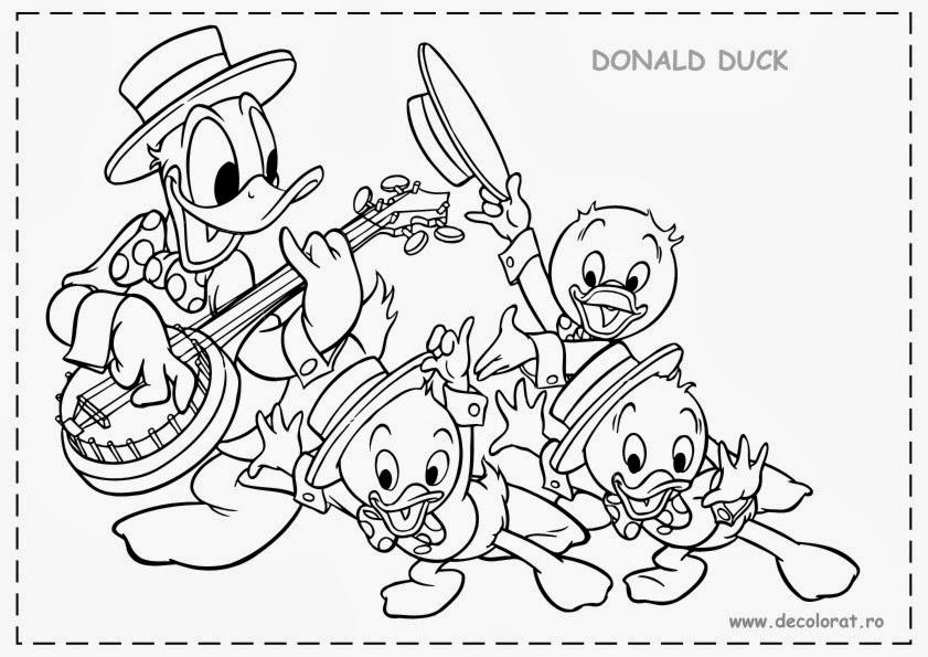 Desene Cu Donald Floattrck