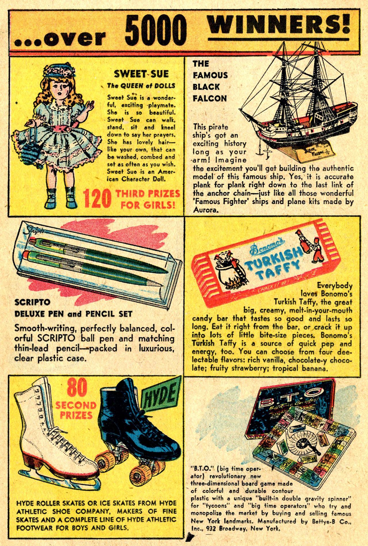 Read online Detective Comics (1937) comic -  Issue #235 - 24