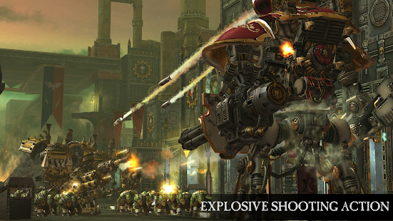 Warhammer 40,000: Freeblade Mod Apk Android