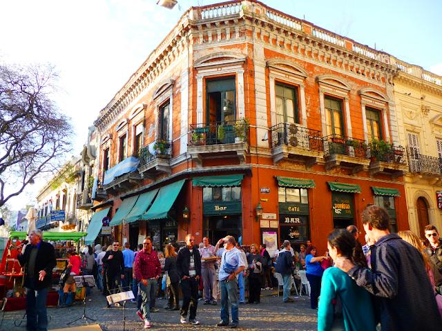 Conhecer a Feira de San Telmo no Verão em Buenos Aires