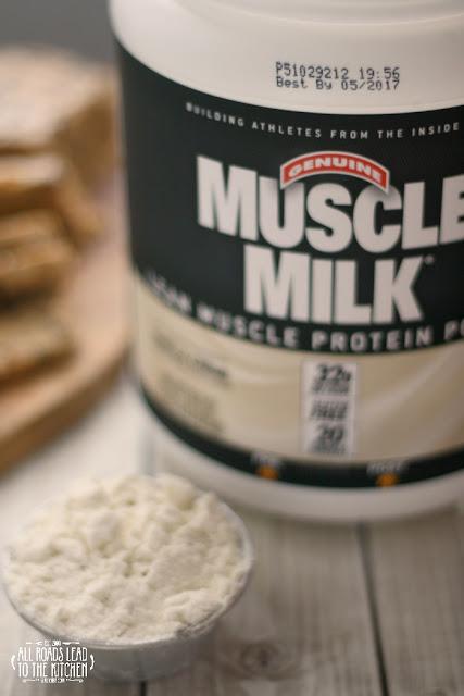 Vanilla Creme Whey Protein Powder