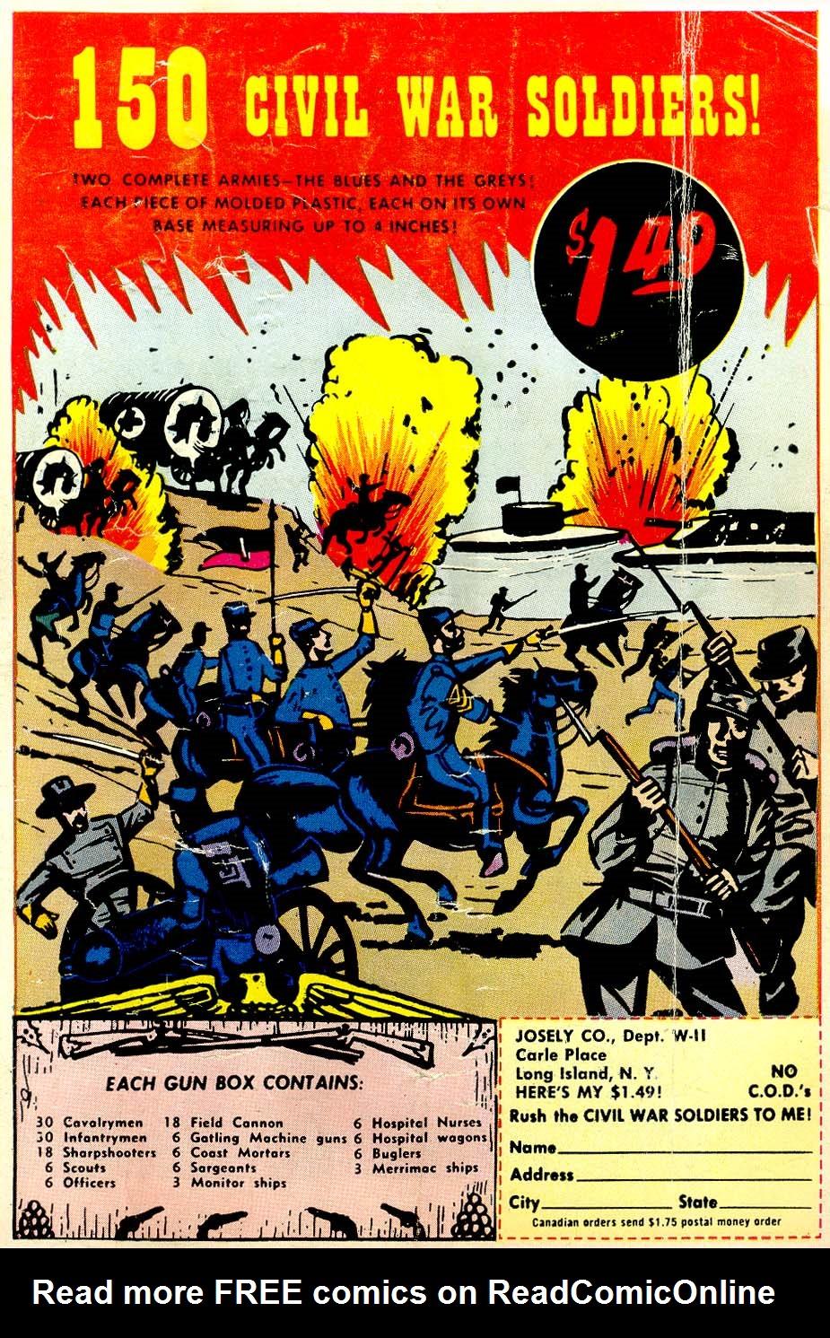 Strange Adventures (1950) issue 101 - Page 36