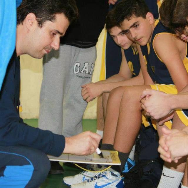 Ατομική προπόνηση χωρίς τη μπάλα του μπάσκετ / Coach Γκιουλέας Διονύσης