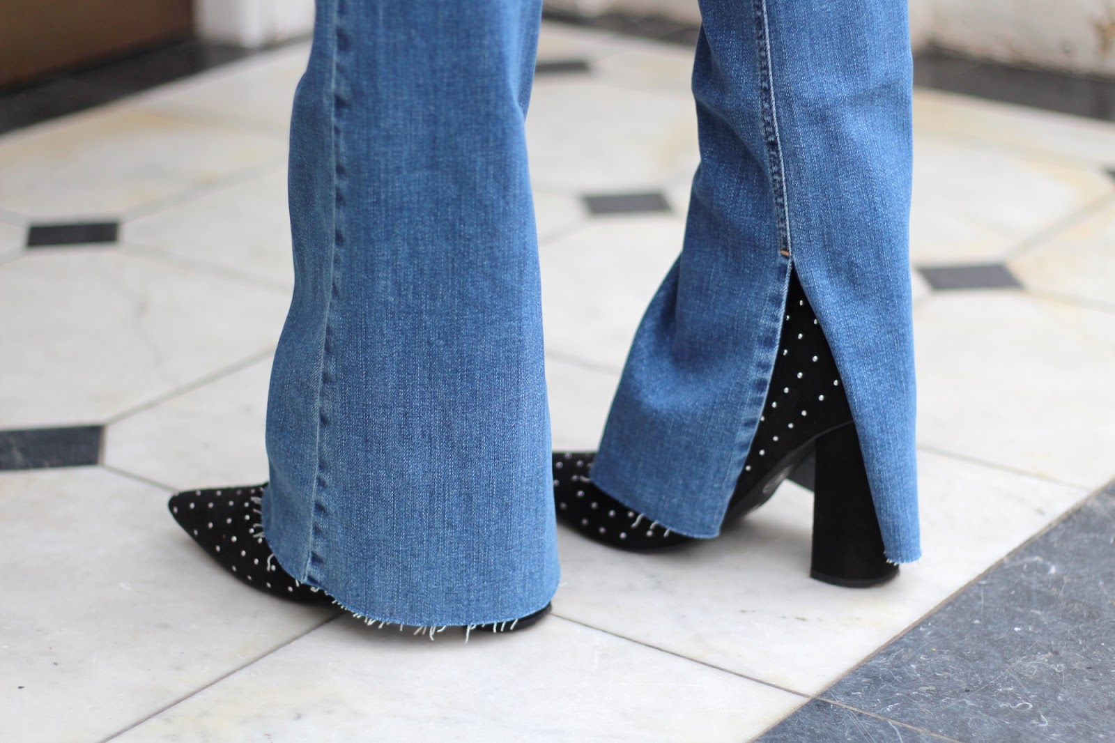 joe's jeans flares