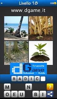 PACCHETTO 6 Soluzioni Trova la Parola - Foto Quiz con Immagini e Parole livello 18
