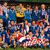 Croácia convida elenco de 1998 para assistir a final da Copa da Rússia