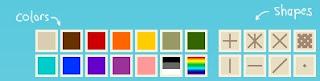 большой бесшовный фон по цвету или узору