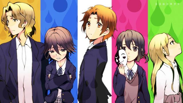 Kokoro Connect BD Sub Indo : Episode 1-13 END | Anime Loker