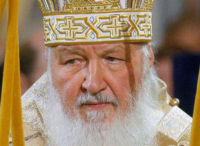 Filósofos cotados no Kremlin, como Duguin, falam da Igreja cismática russa como uma das centrais de irradiação de forças escuras que governam a Rússia hodierna