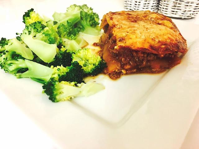 Butternut Squash Lasagne Healthy Recipe