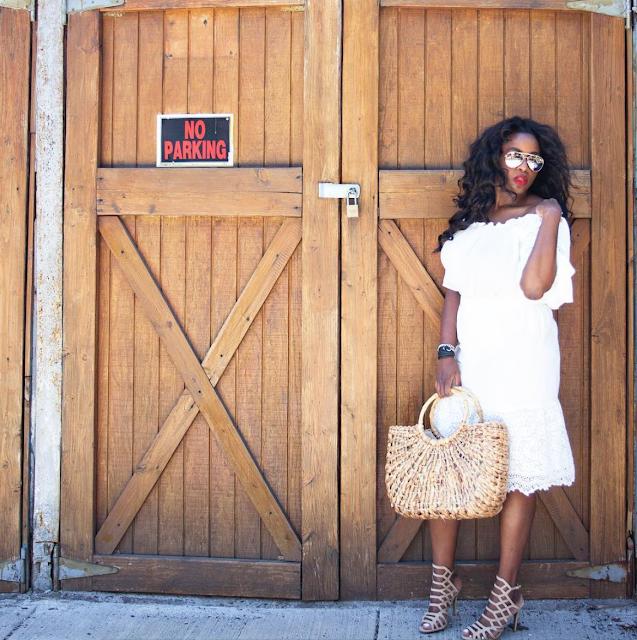 Look2-Blogueira negra inspiração: The Style and Beauty Doctor
