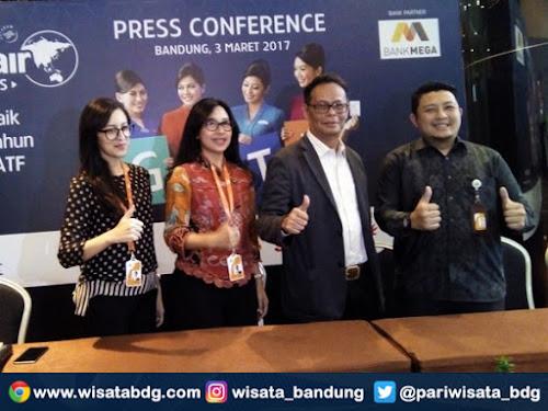 Garuda Indonesia Travel Fair GATF 2017 TSM Bandung