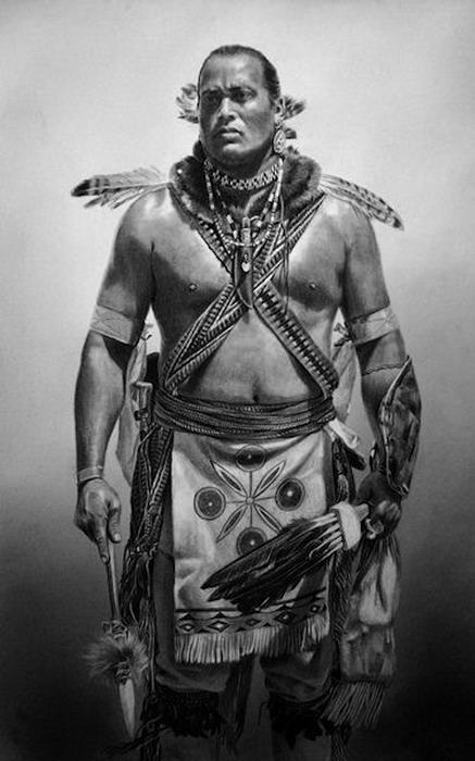 Pintura Moderna y Fotografa Artstica  Histricos indios