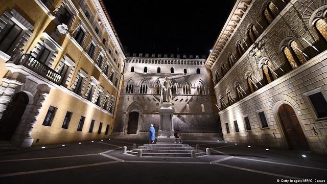 Οι προβληματικές τράπεζες καθρέφτης της Ιταλίας