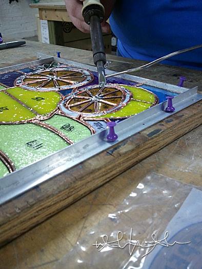 Stained Glass: Lemons Part Three | offthebeatenpress.com