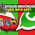 Secretaria de Segurança Pública disponibiliza Whatsapp para denúncias