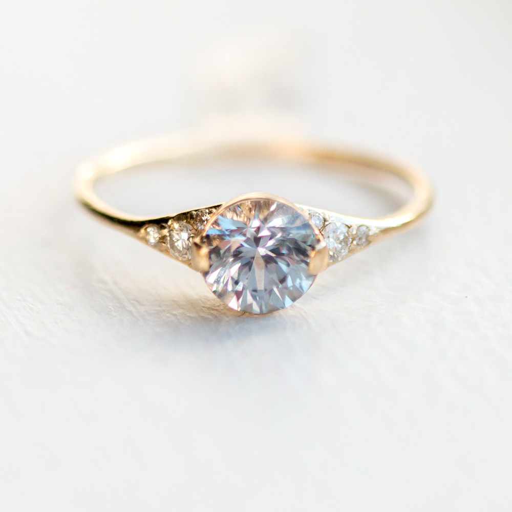 Wedding Rings With Blue 92 Great A one of a
