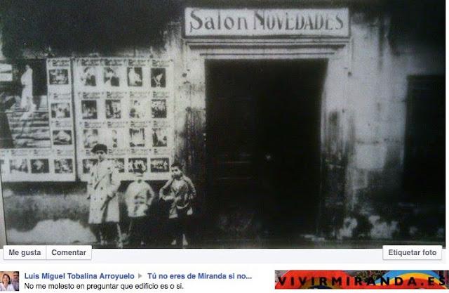 Cine Novedades Miranda de Ebro