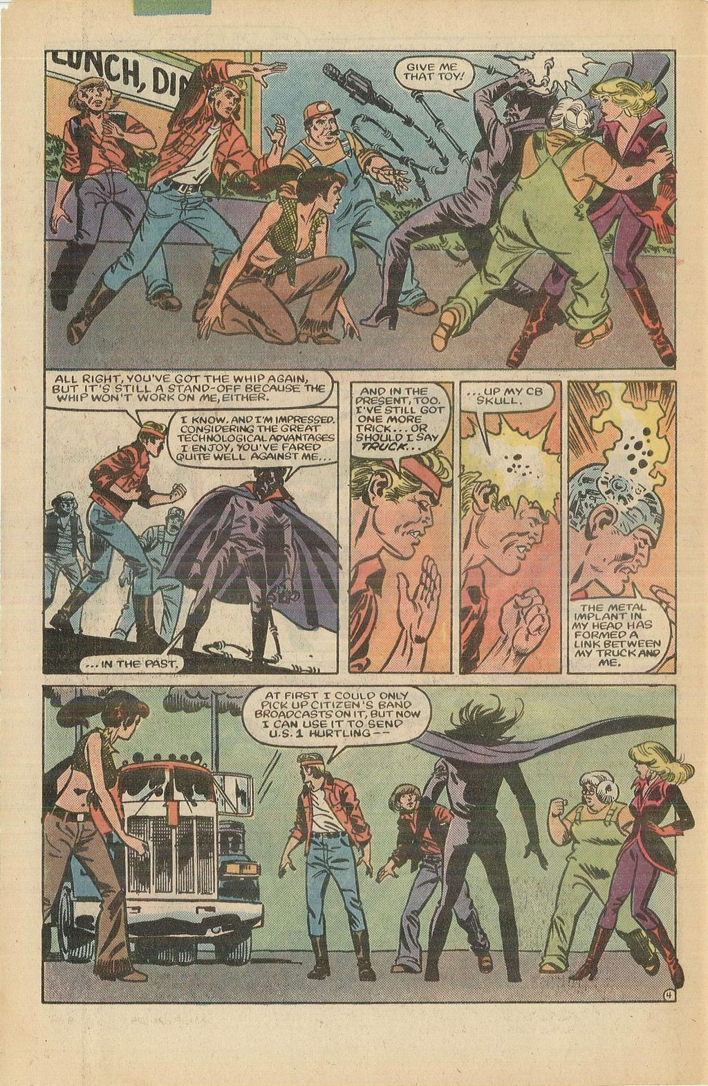 Read online U.S. 1 comic -  Issue #10 - 6