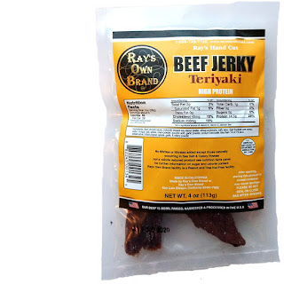 rays own brand beef jerky