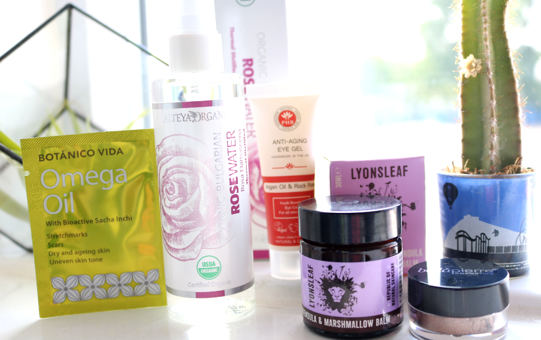 LoveLula Beauty Box - May 2017 review