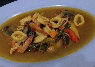 Resep dan Cara Membuat Tom Yam Goong