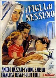 Los hijos de nadie (1952) Drama romantico con Yvonne Sanson