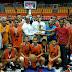 Equipo Fénix campeón del torneo infantil 2018 Basket Santiago