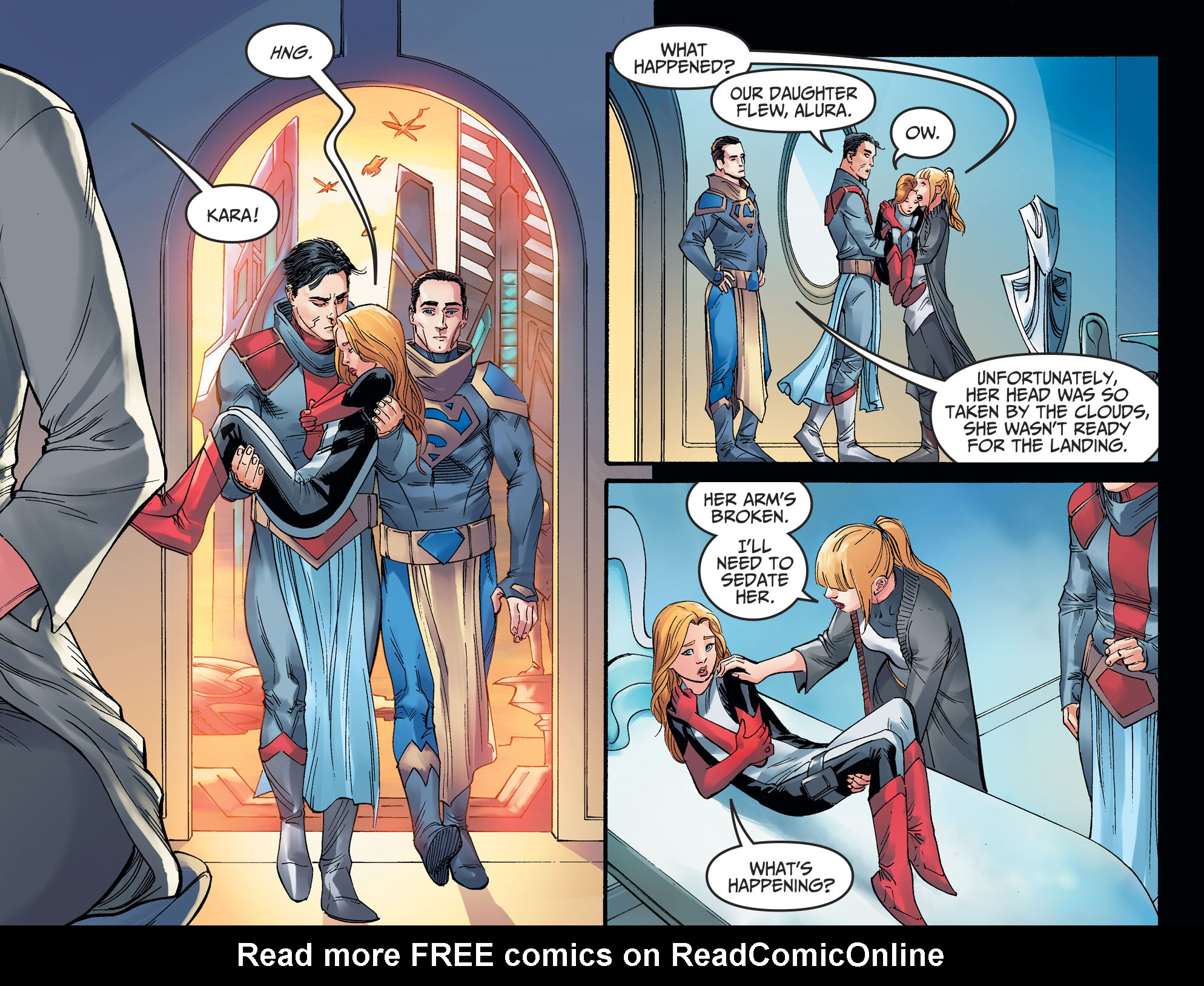 Read online Injustice 2 comic -  Issue #11 - 7