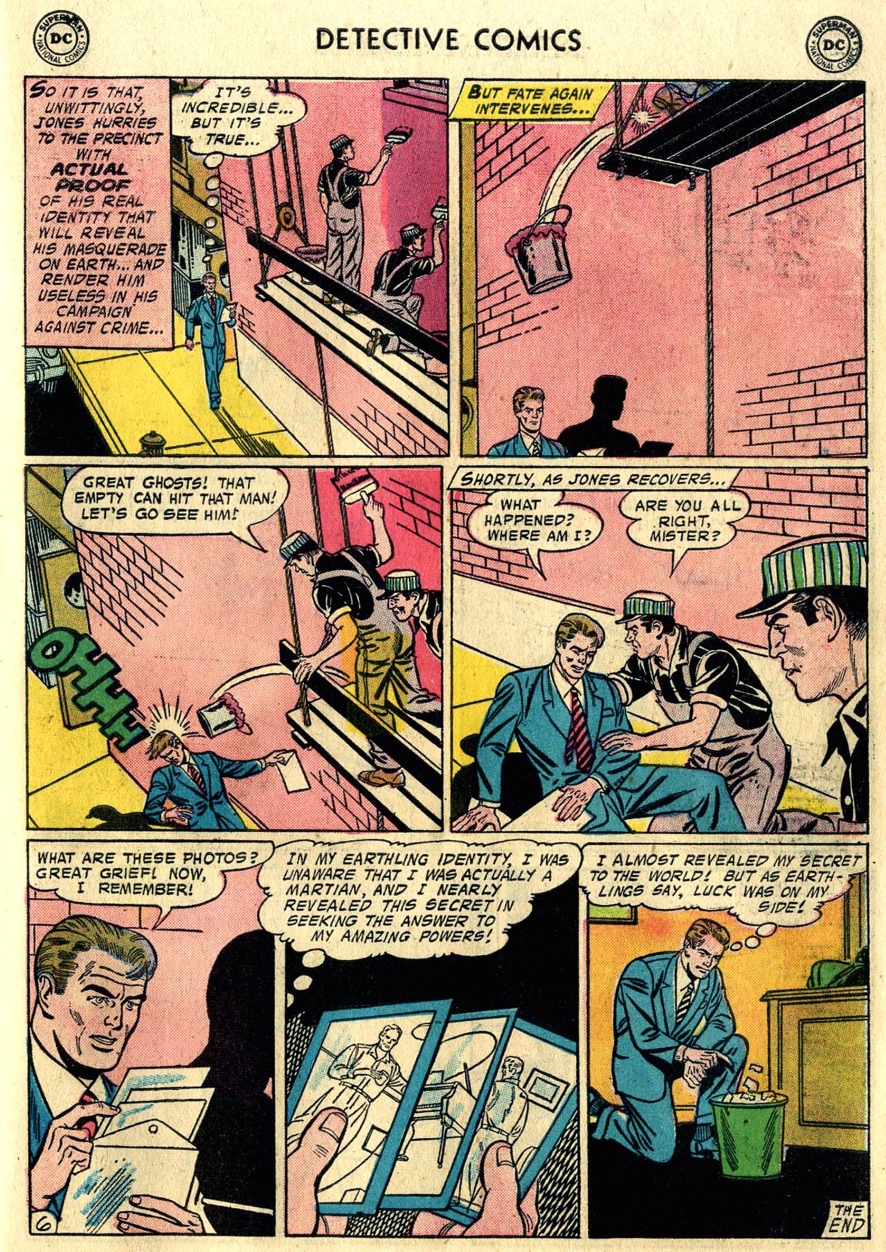 Read online Detective Comics (1937) comic -  Issue #248 - 31