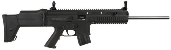 Anschutz MSR RX22 Black Hawk
