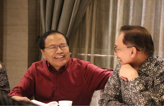 Rizal Ramli Minta Kartu Tiga Tidak Biasa dari Jokowi