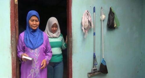 Alhamdulilah...27 Tahun Menabung, Nenek Penjual Ketan Kini Naik Haji