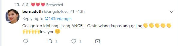 Angel Locsin Bravely Responded to the KathNiel Fans Who Called Out On Her For Getting Too Much Attention In La Luna Sangre!
