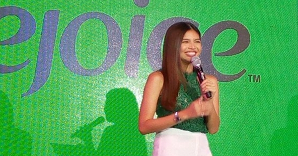 2tqvCFV FULL VIDEO COVERAGE : Maine Mendoza's Full Special Appearance at Rejoice Event!