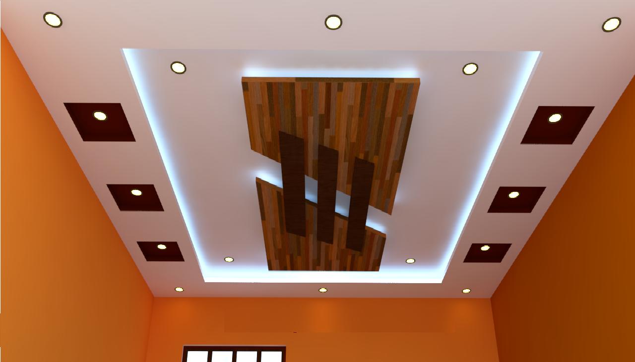 55 Modern POP false ceiling designs for living room pop ...